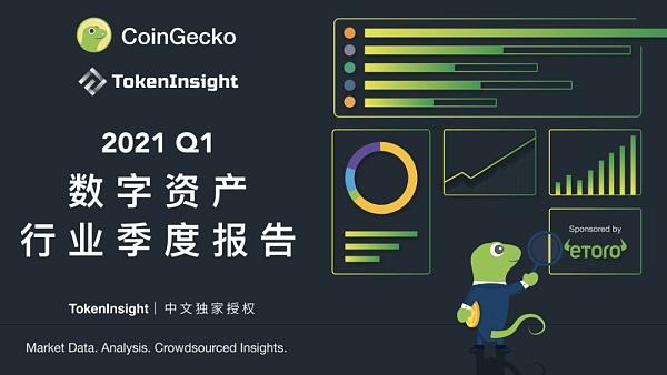 CoinGecko 2021 Q1 数字资产行业季度报告:DeFi篇插图
