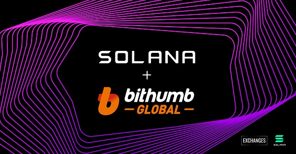 Solana (SOL) 现已上市Bithumb Global插图