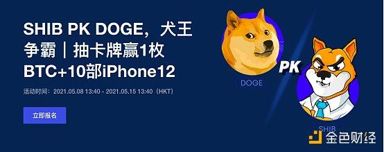 SHIB PK 狗狗币 欧易OKEx犬王争霸赛了解一下插图