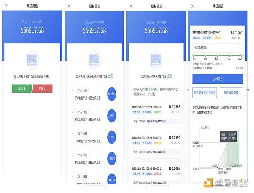 欧易OKEx期权简选功能上线统一账户 期权交易化繁为简插图