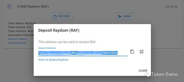 Mercurial Finance:Raydium IDO流程指南插图9