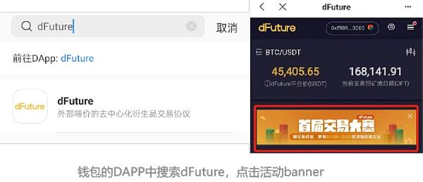 dFuture首届DeFi衍生品大赛火爆来袭 参与瓜分44,000+USDT奖金插图1