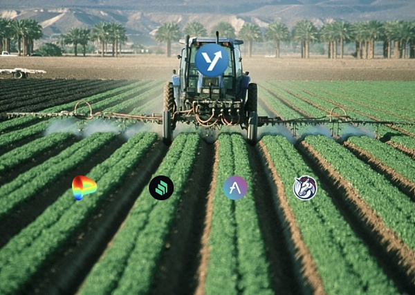 一文了解收益聚合协议yAxis 让更多人轻松享受收益耕种的福利插图
