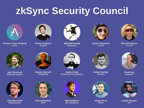 科普:zkSync 的三重安全性方案