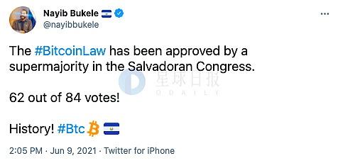 解析萨尔瓦多以比特币为法定货币的原因