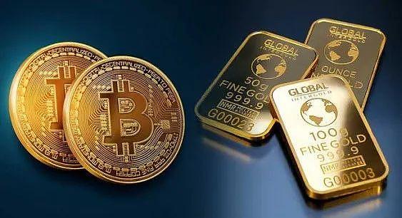 寰球通货膨胀连接加快,btc下降,黄金代币需要却猛增?