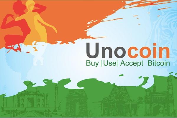 印度比特币交易所Unocoin