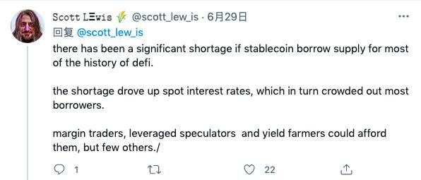 "DeFi利率下行趋近传统金融 用户们还会来""存币""吗?插图2"