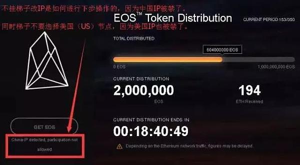 五分钟教会您做EOS映射 不用再担心资产归零