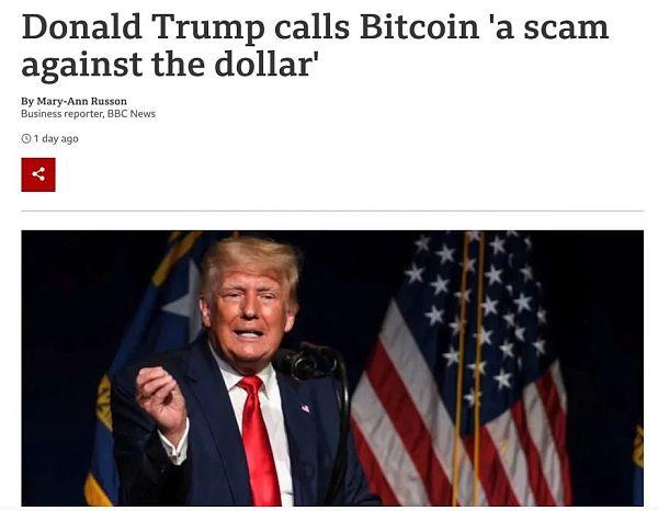 被新闻影响的加密市场?插图3