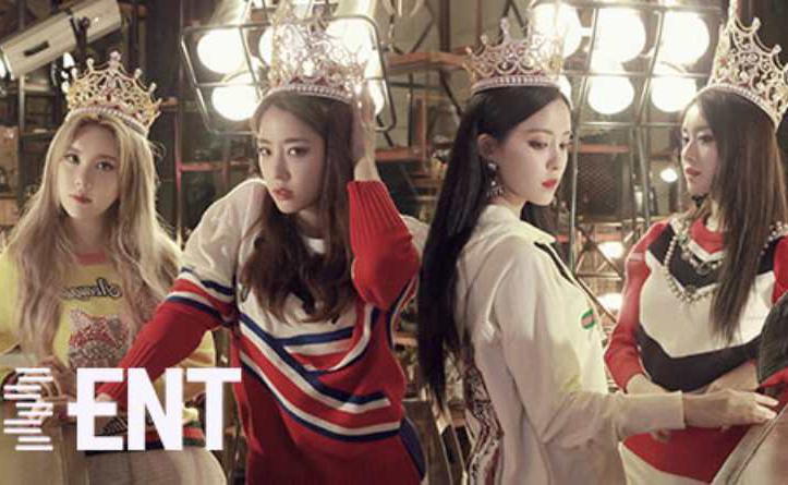 韩国女团T-ara将于ENT主链发行个人Token 全球首个明星代币或将诞生