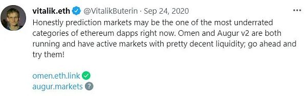 去中心化預測市場的復蘇