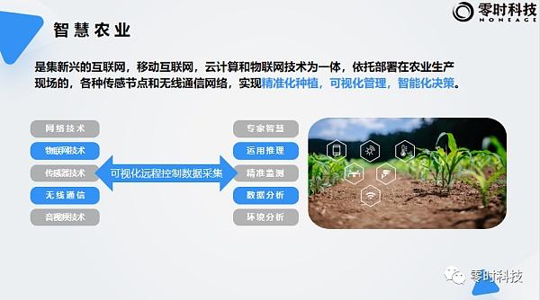 零时科技|区块链技术是智慧农业健康发展推动者