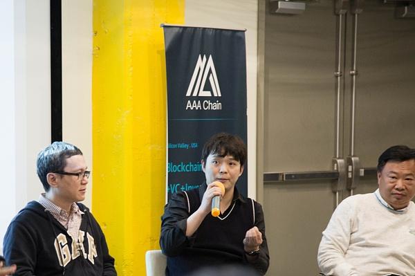 AAA Chain创始人刘松回答观众提问