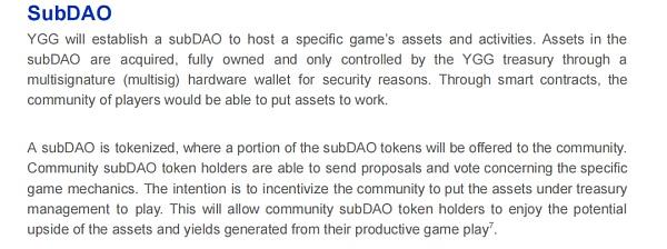 最大博弈联盟 YGG 转型 DAODAO 能不能成为下一个爆点