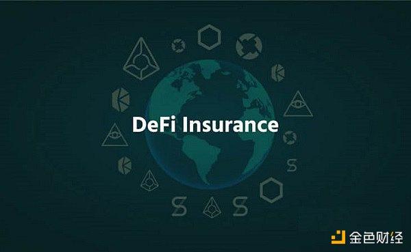 數字貨幣觀察丨淺談DeFi保險
