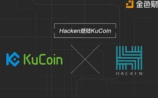 著名的乌克兰网络安全项目Hacken 上线KuCoin交易平台