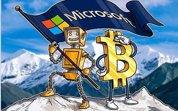 微软进军区块链 推出去中心化身份识别公有链