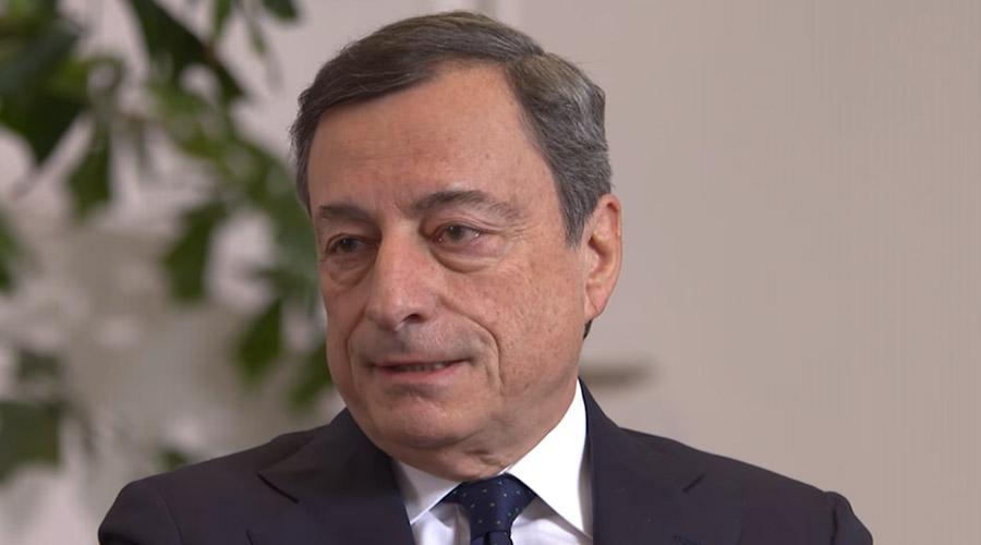 马里奥·德拉吉重申比特币监管并非欧洲央行的责任