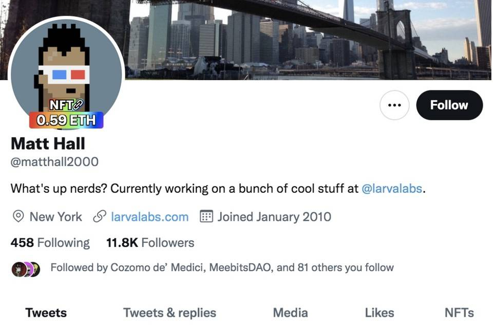 先于 Twitter 布局 NFT 賽道,Mask Network 創始人暢想如何賦予 Web3.0 人格形象