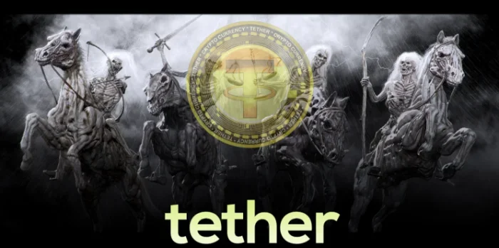Tether's systemic risk an imminent disaster