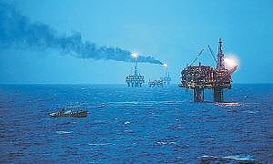 北边海油田
