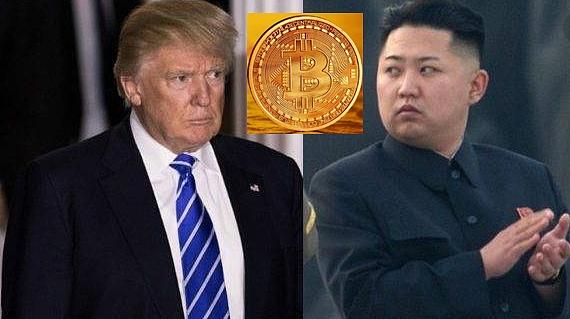 美国利用加密货币对朝鲜实施经济制裁-金三胖