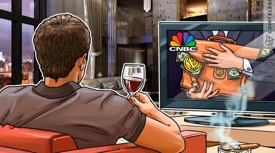 CNBC:比特币应作为投资组合资产发挥作用
