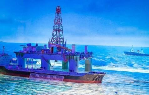 中国发现八十亿吨大油田!却被韩国抢先机?中国为什么不夺回?