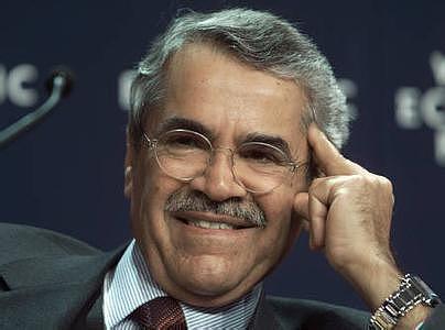 沙特石油部长