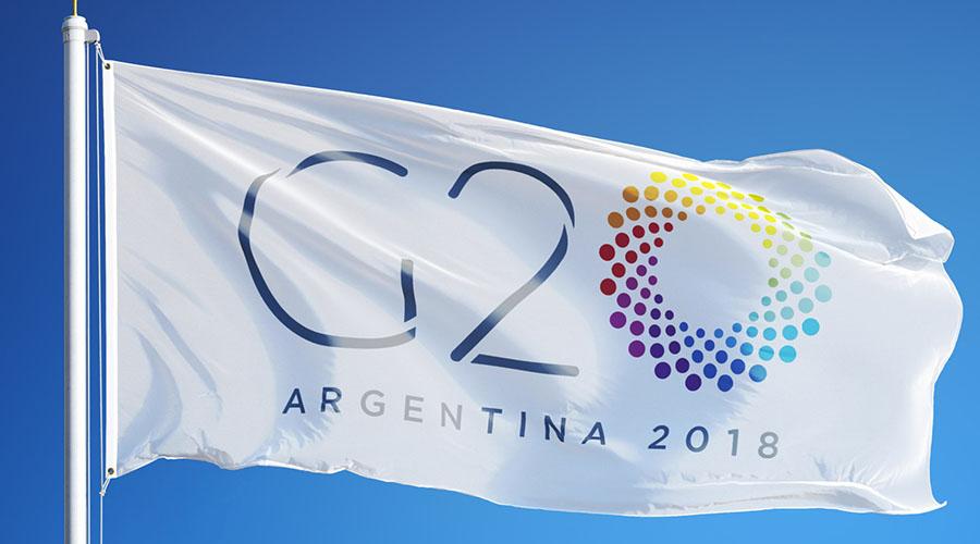 G20将于下周举行加密货币讨论会