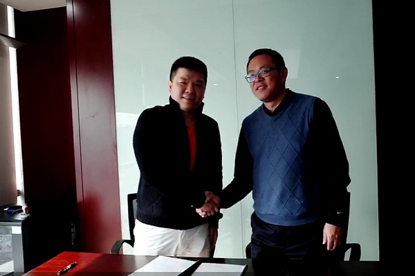 500亿人民币 | 中国区块链落地实体经济第一巨额大单昨日签订!