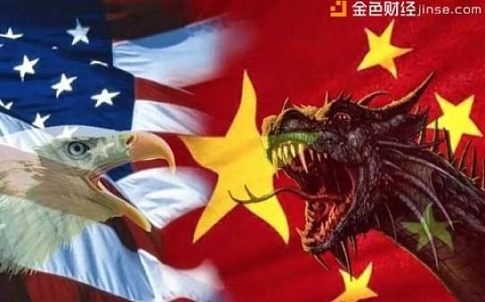 【暴风理财大师】3.23中美贸易战全面升级,黄金重返多投