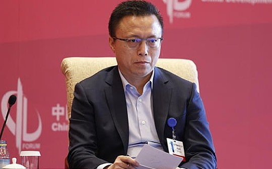 蚂蚁金服首席执行官井贤栋:区块链泡沫或在未来几年破灭 已与ICO划清界限