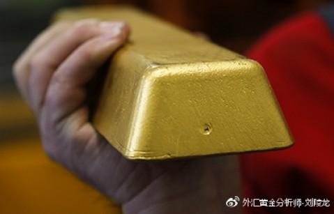 刘陵龙:3.27今日黄金怎么看?怎么操作?为何你做黄金总亏钱