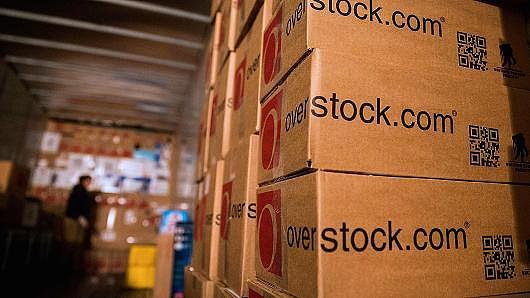 (Overstock公司因市场行情取消400万股股票发行)