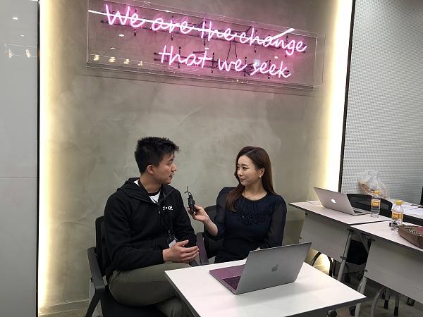 aelf联合创始人陈注伶韩国行:aelf将全面进军韩国市场
