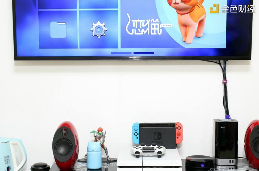 区块链撸猫盒子:泰奇猫娱乐云终端开箱图赏