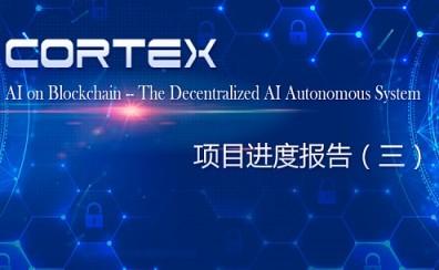 Cortex第三期项目进度报告