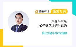 多比交易平台CEO趙伟:交易平台是如何做区块链生态的 | 独家专访
