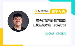 DxChain CTO王伟:解决存储与计算问题是区块链技术唯一发展方向 | 独家专访