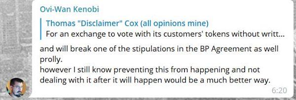 如何防止EOS节点竞选违规投票?
