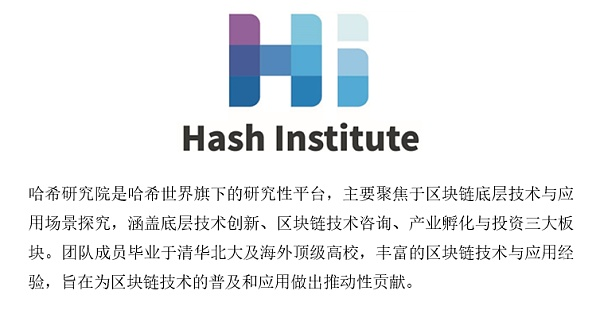 金融业到底如何契合区块链 | 哈希世界研究院