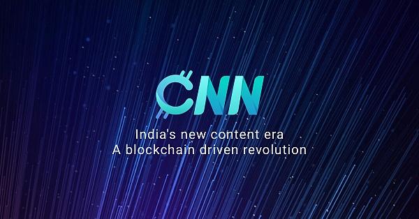 (基于区块链技术的数字内容分享平台CNN)