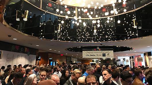 比特币会议在美国纽约市召开 门票收入至少800万美元