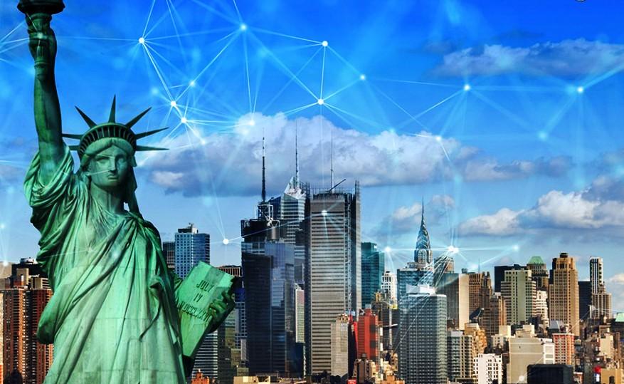 纽约经济发展公司CEO:纽约将引领区块链技术发展