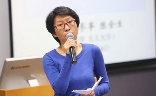 北大刘晓蕾:解决好token的应用就解决好区块链的应用