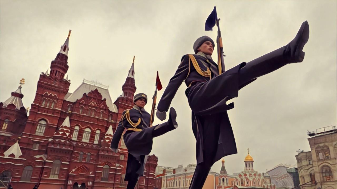克格勃定标准、国家队参选EOS 俄罗斯神秘区块链势力登场