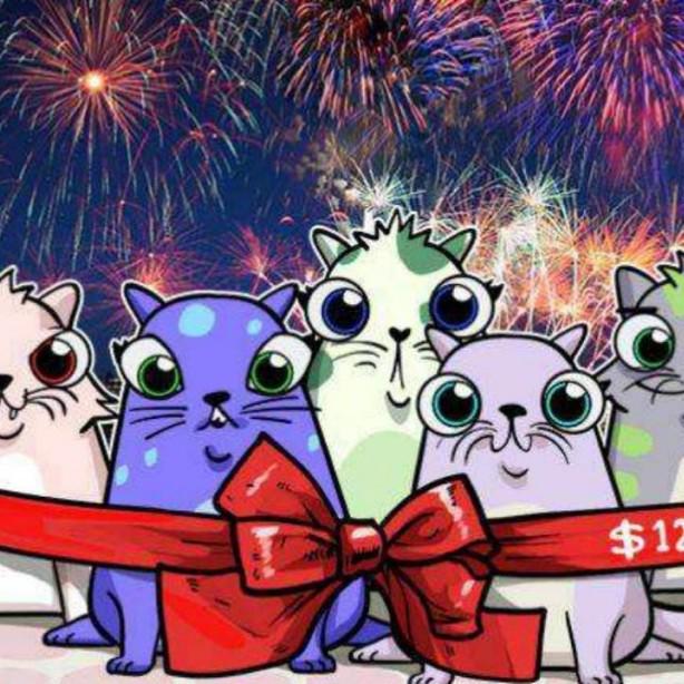 加密猫狂挣手续费 区块链游戏盈利模式知多少?
