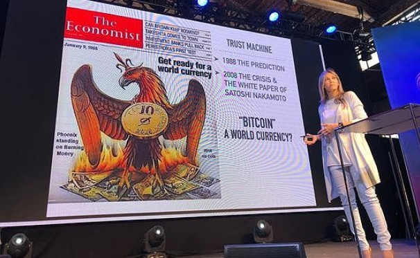对话Eva Kaili:区块链会成为欧洲财政伤口的解药吗?